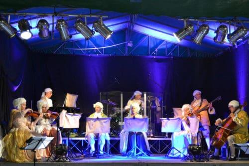 Concerti in Villa