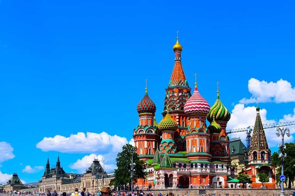 Viaggio Russia