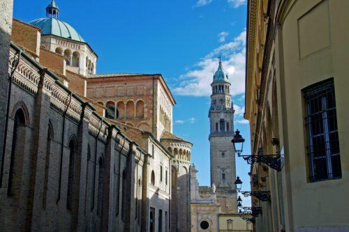 Arte, cibo e motori in Emilia