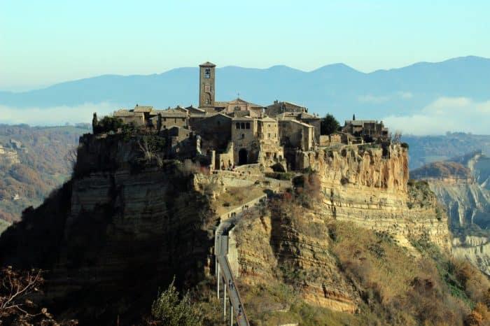 Borghi del centro Italia