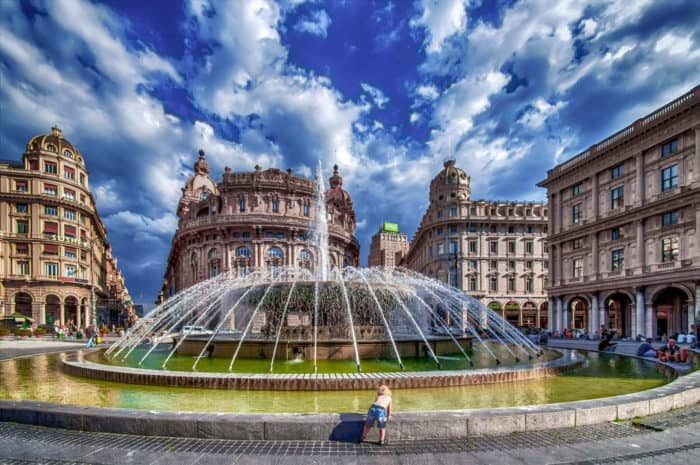 Genova centro