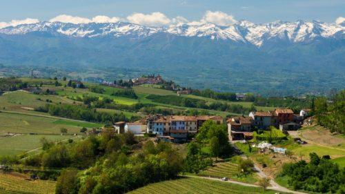 Le Langhe terra di vini e tartufi