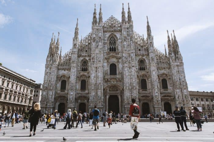 Milano e i grandi laghi lombardi