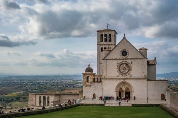 Nei luoghi di San Francesco