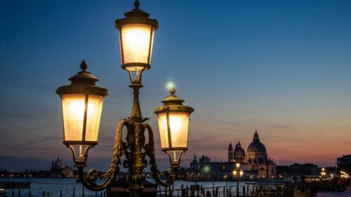 Venezia notte